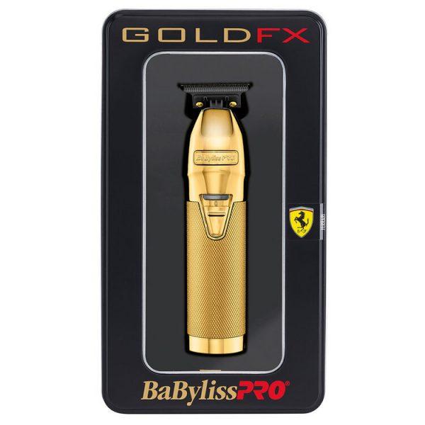 Babyliss Pro Skeleton Gold FX
