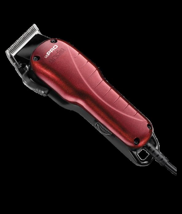 Andis UsPro vezetékes hajvágó gép piros