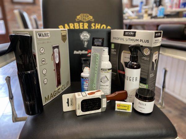 barber csomag