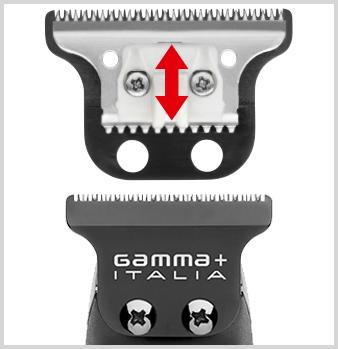 gamma absolute hitter trimmer