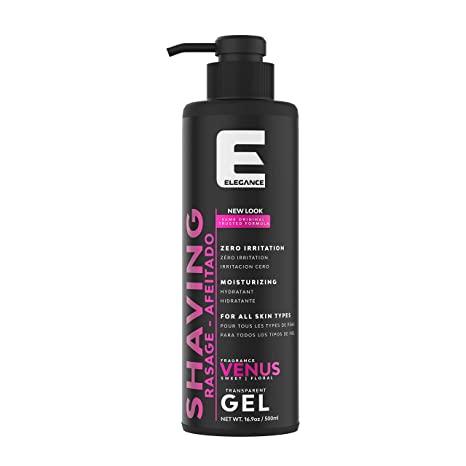 elegance venus shaving gel